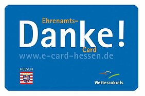 Ehrenamts-Card